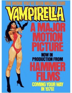 Vampirella 1970s - Movie Teaser