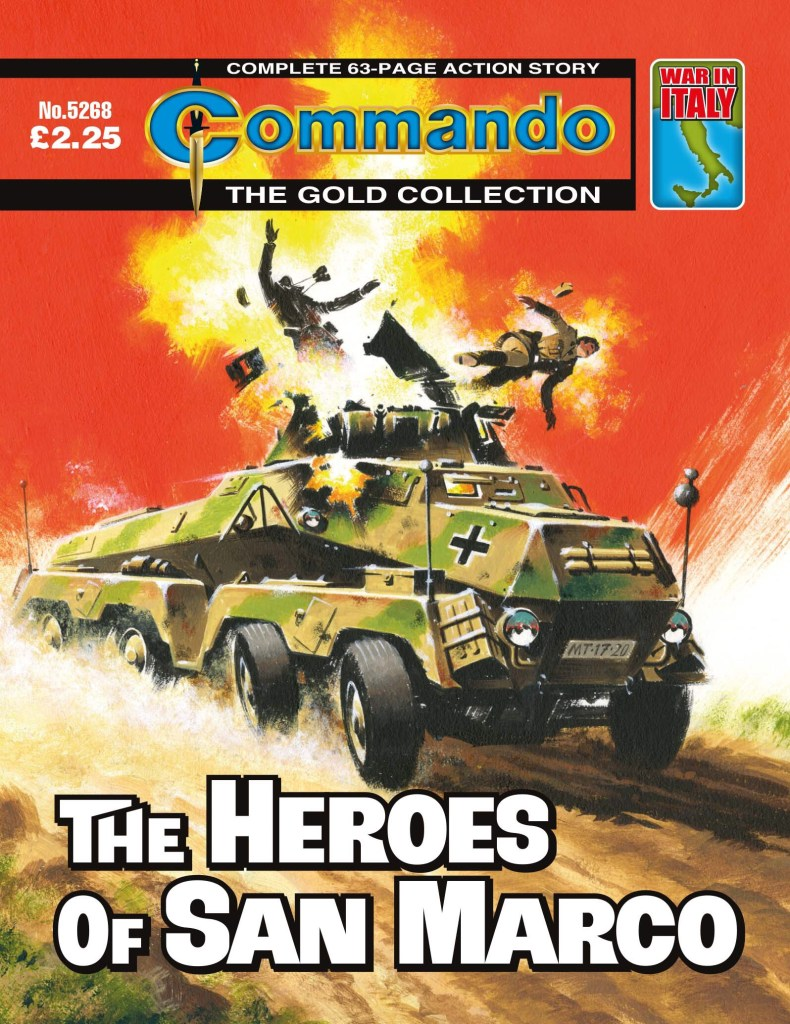 Commando 5268: Gold Collection: The Heroes of San Marco