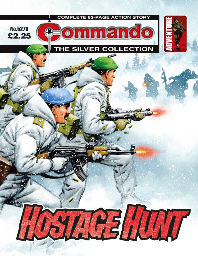Commando 5270: Silver Collection: Hostage Hunt