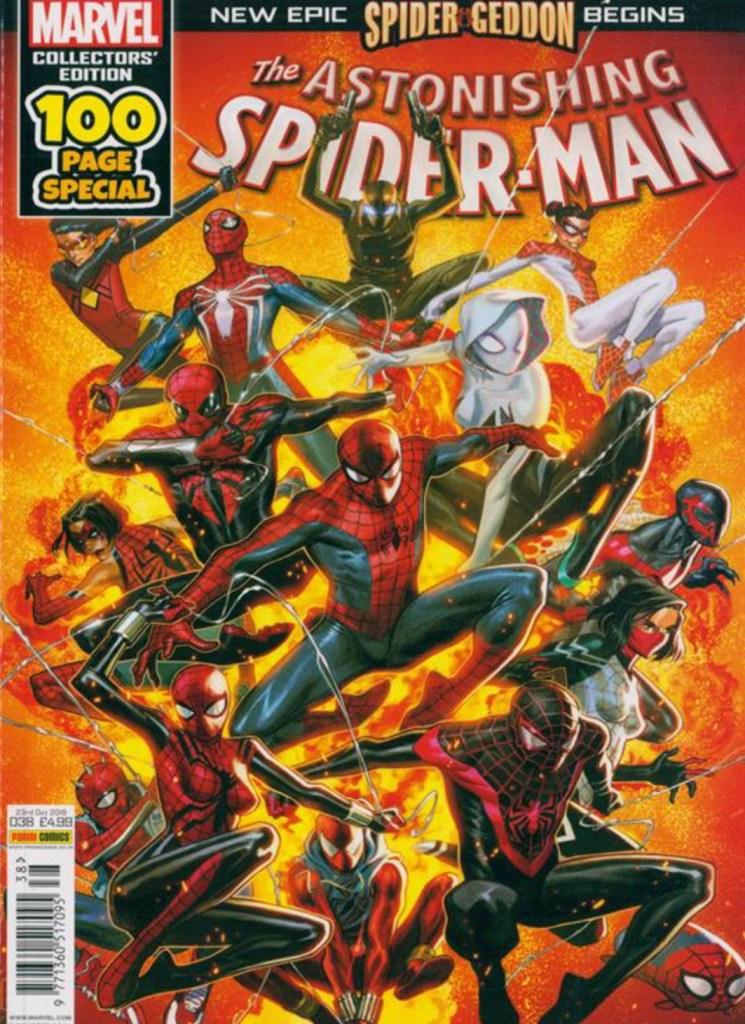 Astonishing Spider-Man 38
