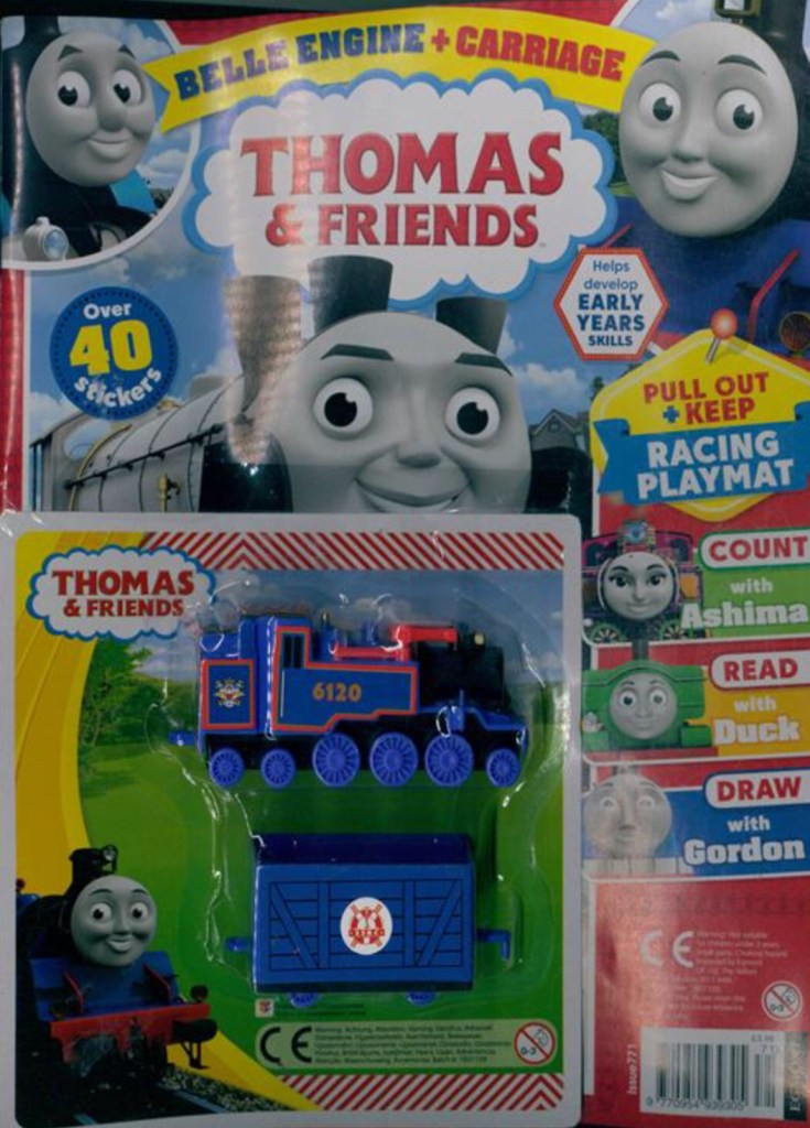 Thomas and Friends 771