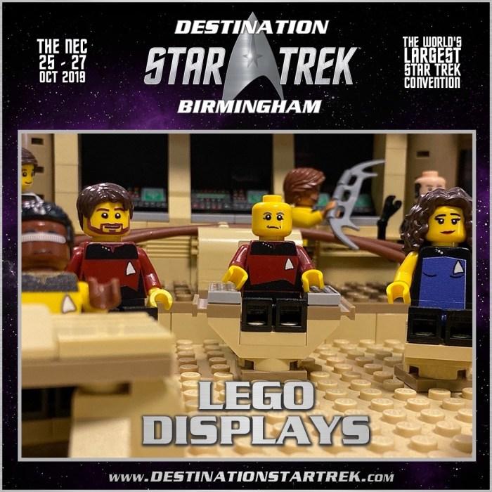 Destination Star Trek Birmingham 2019