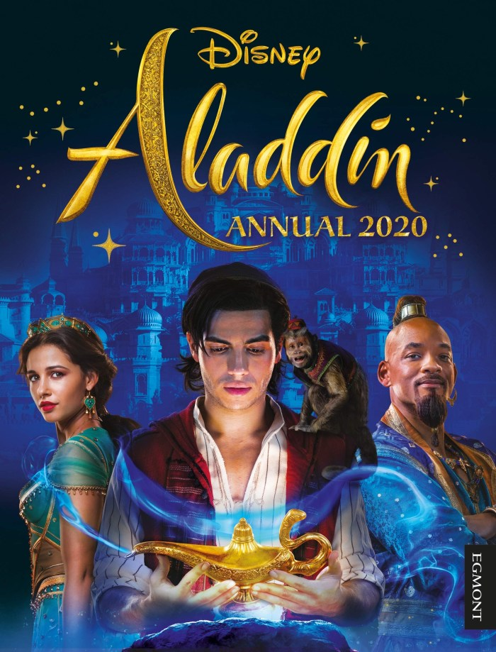 Disney Aladdin Annual 2020