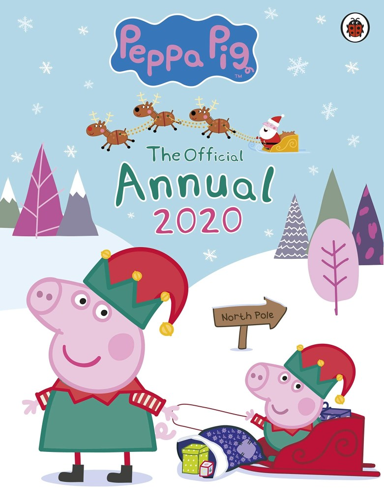 Peppa Pig: The Official Annual