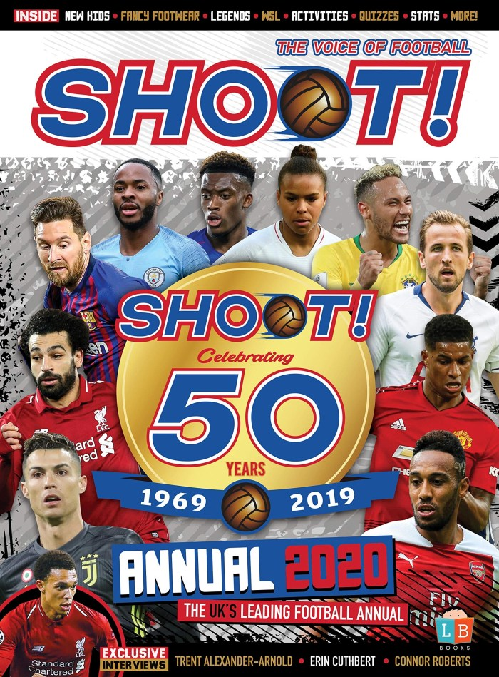 Shoot Official Annual 2020