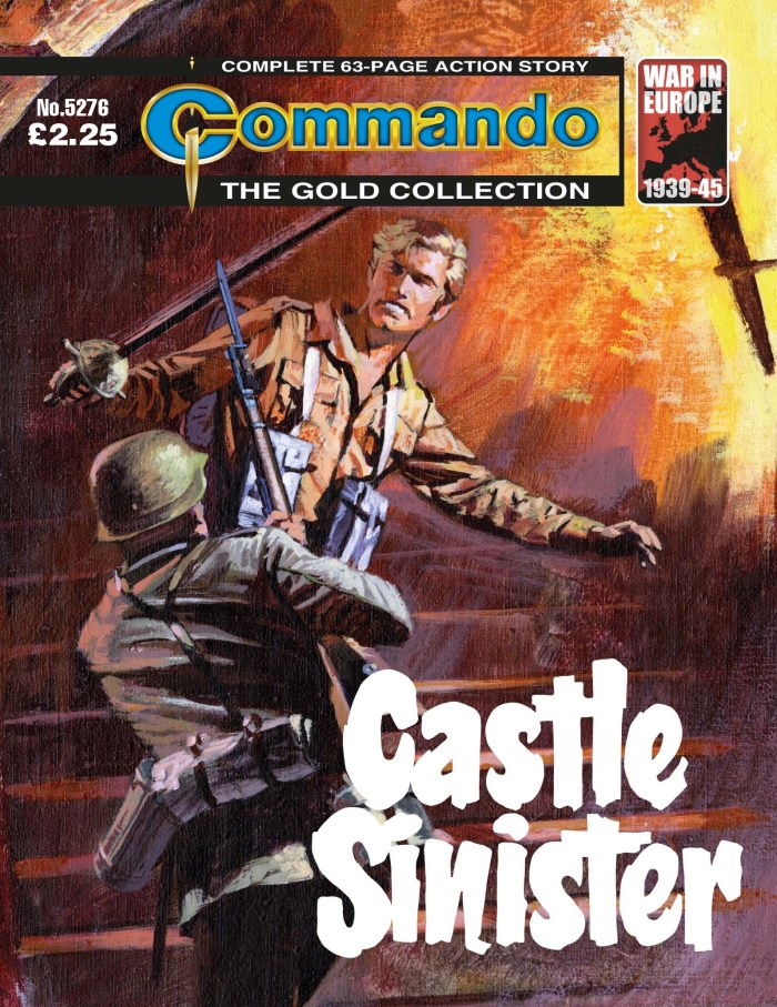 Commando 5276: Gold Collection - Castle Sinister