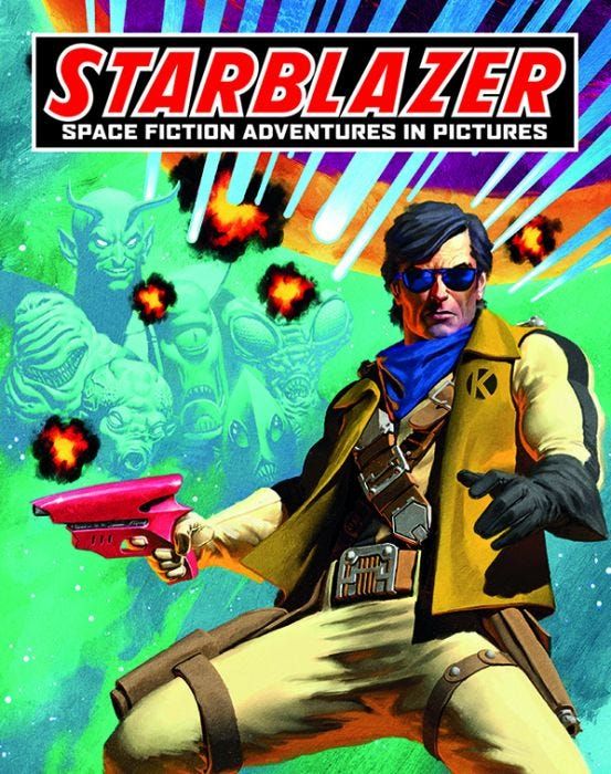 Starblazer Collection 2019