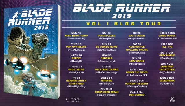Blade Runner 2019 Blog Tour