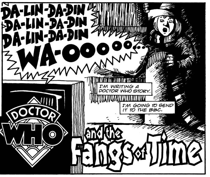 "Doctor Who: Ground Zero - ""Doctor Who and the Fangs of Time"""