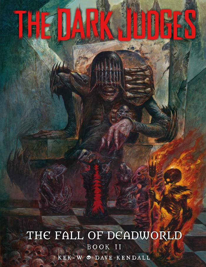 The Dark Judges: The Fall of Deadworld Book Two