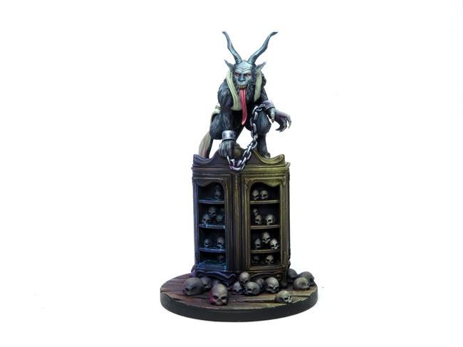 Hellboy: The Board Game - Krampus