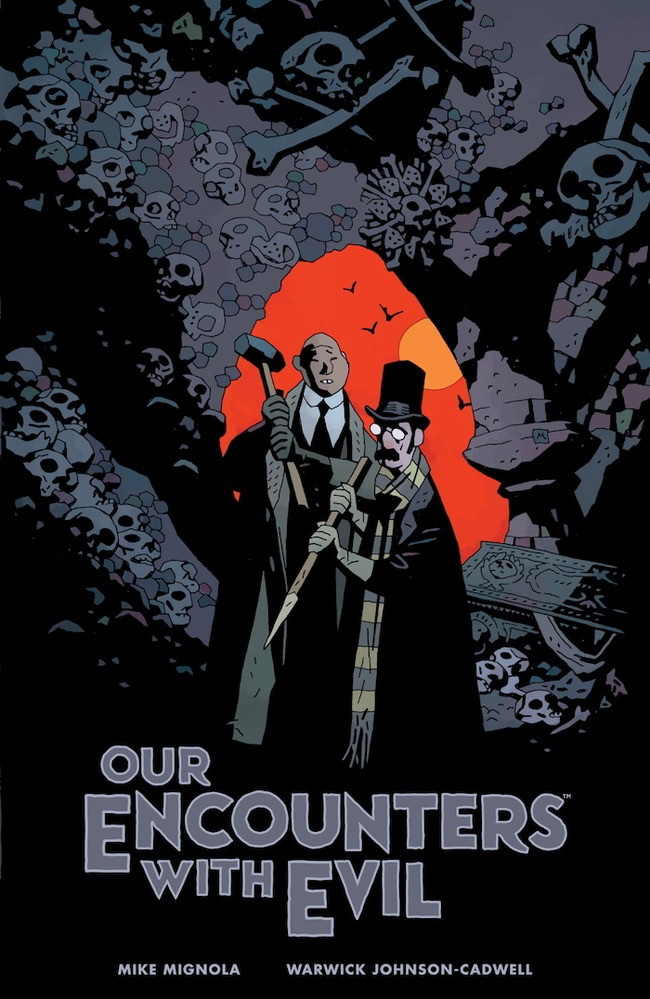 Our Encounters with Evil - Cover