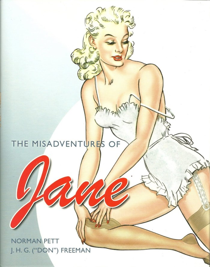 The Misadventures of Jane
