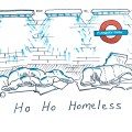 Zoom Rockman - Ho ho homeless - Private Eye © Zoom Rockman