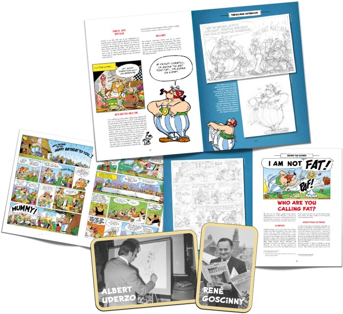 Asterix: The Ultimate Collection - Spreads