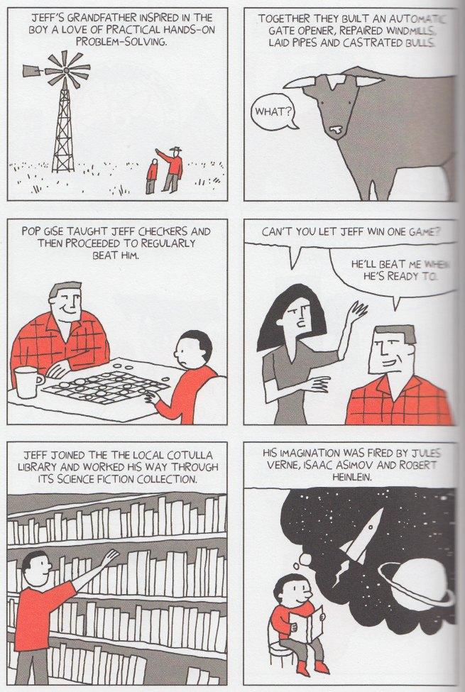 Billionaires by Darryl Cunningham