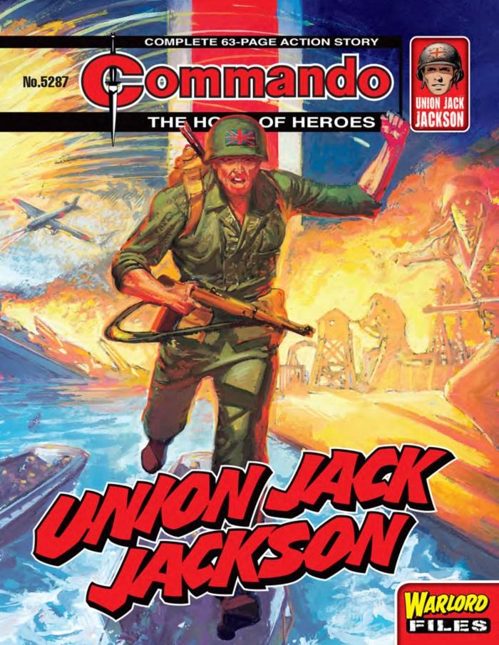 Commando 5287: Union Jack Jackson