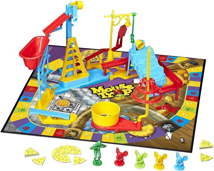 Missing a Mousetrap game part? Don't worry, help is at hand...