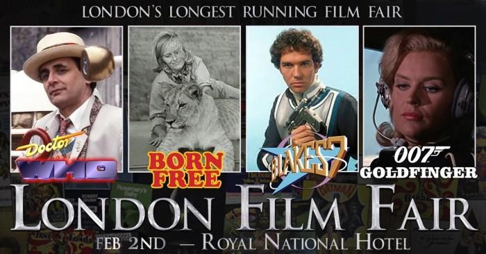 London Film Fair - February 2020