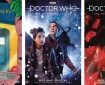 Titan Comics Doctor Who - Thirteen Doctor Holiday Special #2 Montage