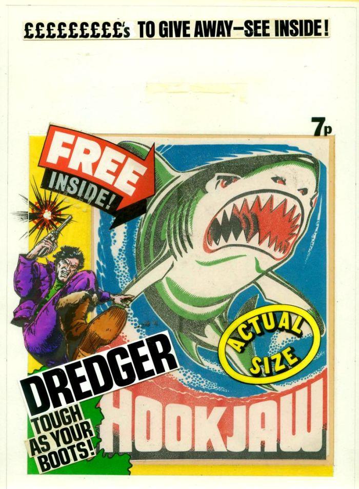 Action - 21st February 1976 Cover Art
