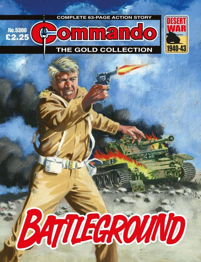 Commando 5300: Gold Collection - Battleground
