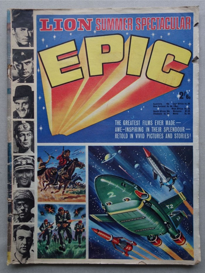 Lion Epic Summer Spectacular Special 1967