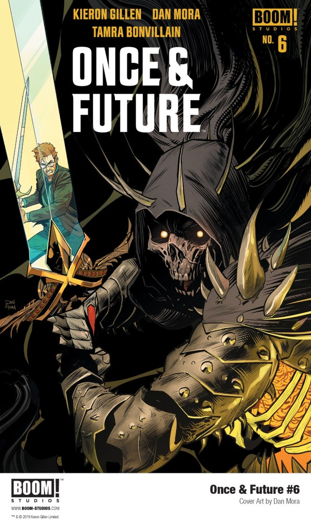 Once & Future #6 Cover
