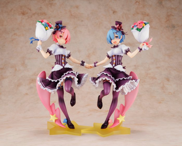 Offered through the new EJ ANiME STORE: a limited edition 1/7th scale figure from Re:Zero - Starting Life in Another World. Pre-orders are being accepted until 15th April 2020