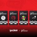 Vice Press - The Prisoner Badges by Florey