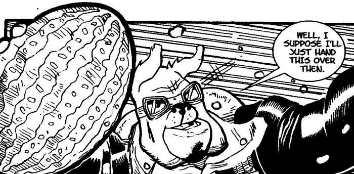 Bulldog - Paragon Issue 24