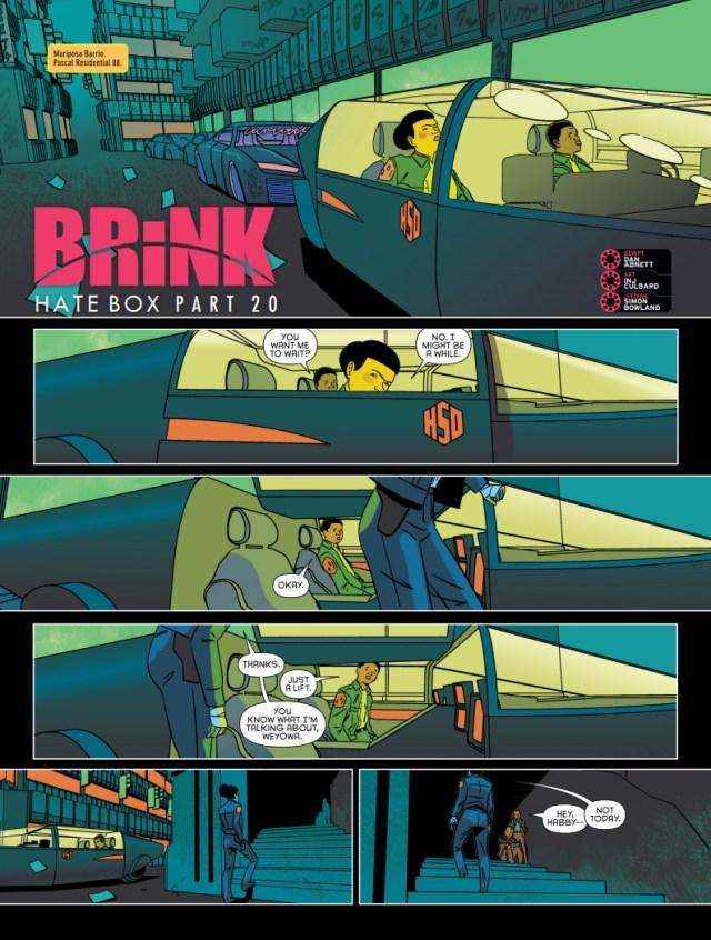 2000AD Prog 2169 - Brink