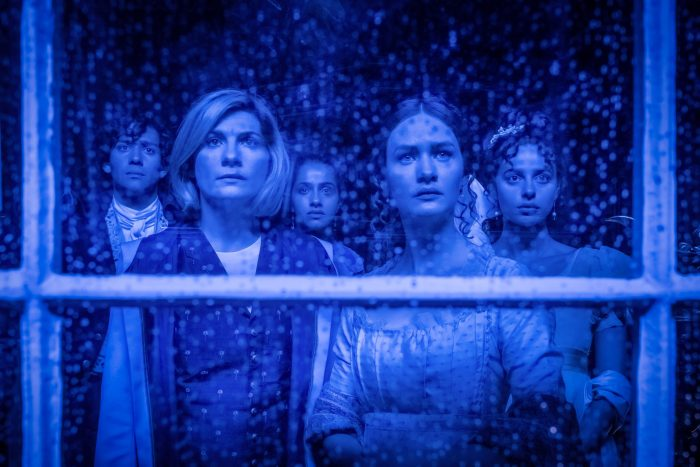 Doctor Who - The Haunting Of Villa Diodati