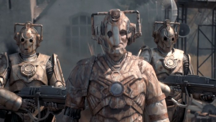 Doctor Who - Ascension of the Cybermen