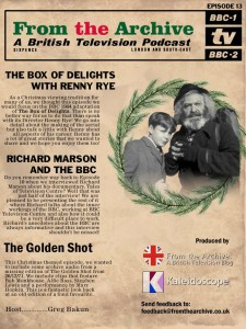 Kaleidoscope - From the Archives - A Box of Delights Podcast