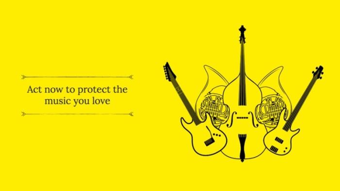 Musicians' Union - Musicians Passport Campaign