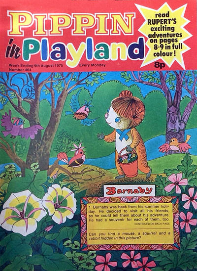 Pippin in Playland 464