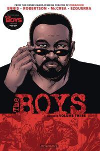 The Boys Omnibus Edition Volume Three