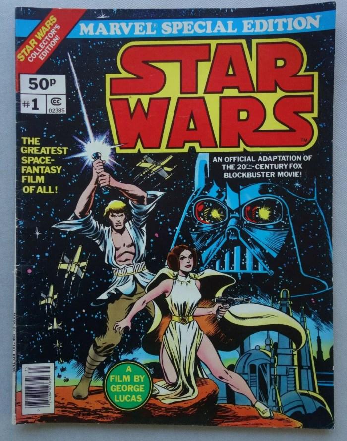 Marvel Special Edition #1 (1977) - Star Wars