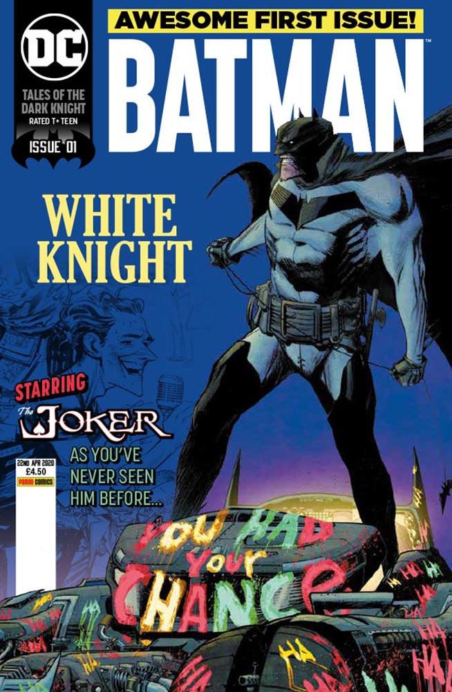 Panini UK - Batman: Tales of the Dark Knight #1 (2020)
