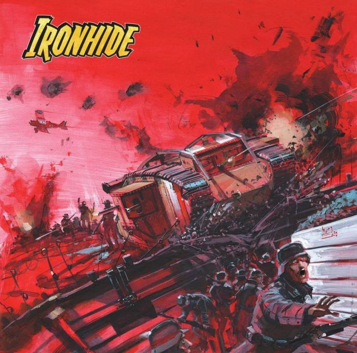 Commando 5315: Home of Heroes - Ironhide - Full Cover