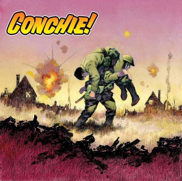 Commando 5321: Action and Adventure - Conchie! - Full Cover