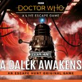 Doctor Who - A Dalek Awakens