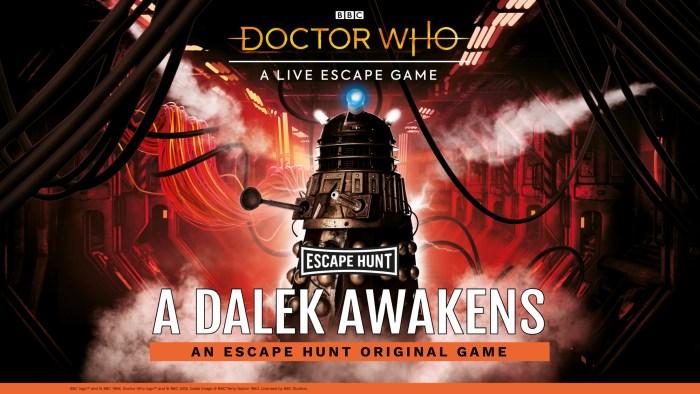 Doctor Who - A Dalek Awakens