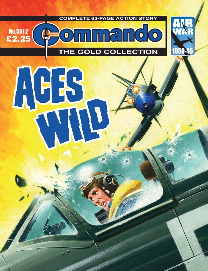 Commando 5312: Gold Collection - Aces Wild