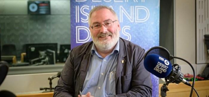 Chris Riddell. Image: BBC