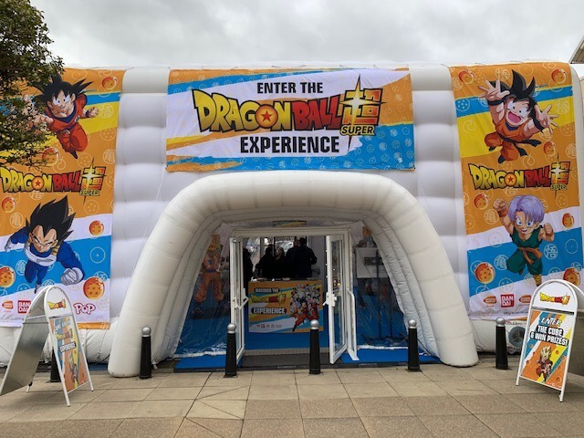 Dragon Ball Pop Up - Liverpool 2020