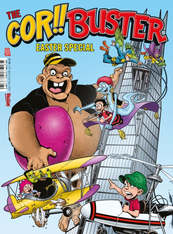 2020 Cor!! Buster Easter Special!
