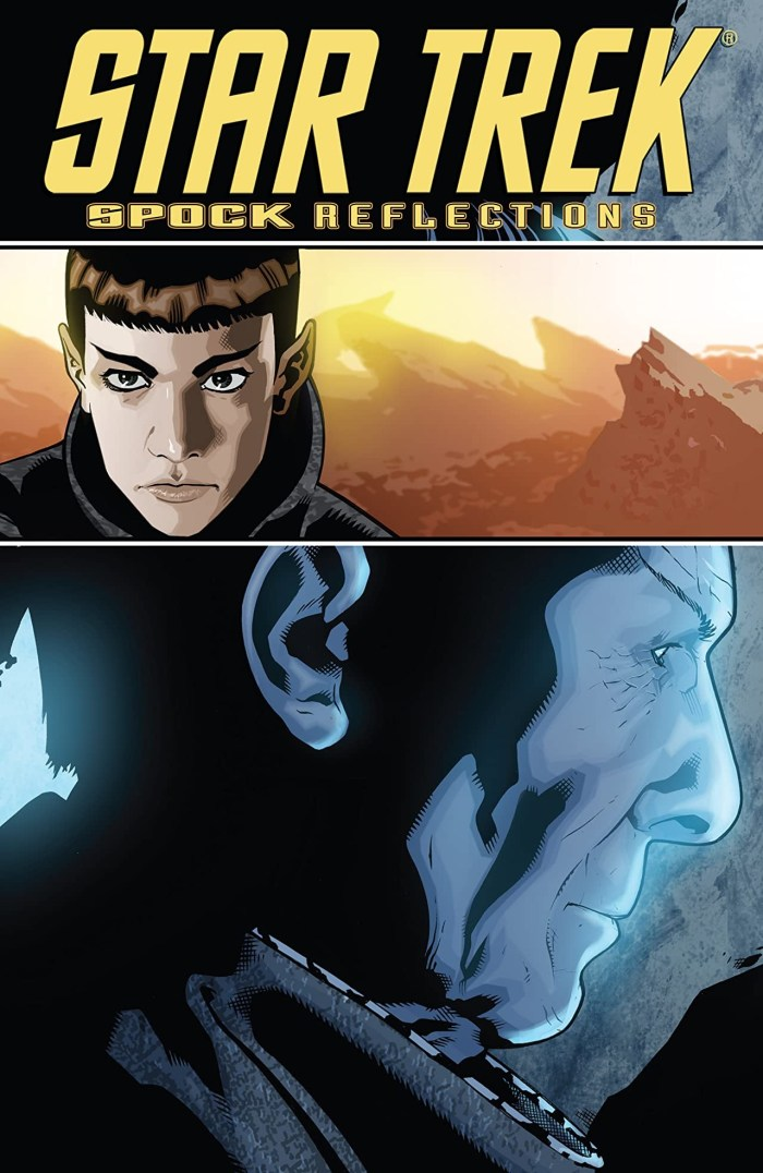 Spock - Reflections TPB