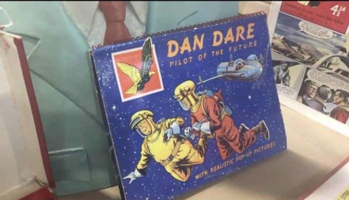 Dan Dare Pop-Up Book